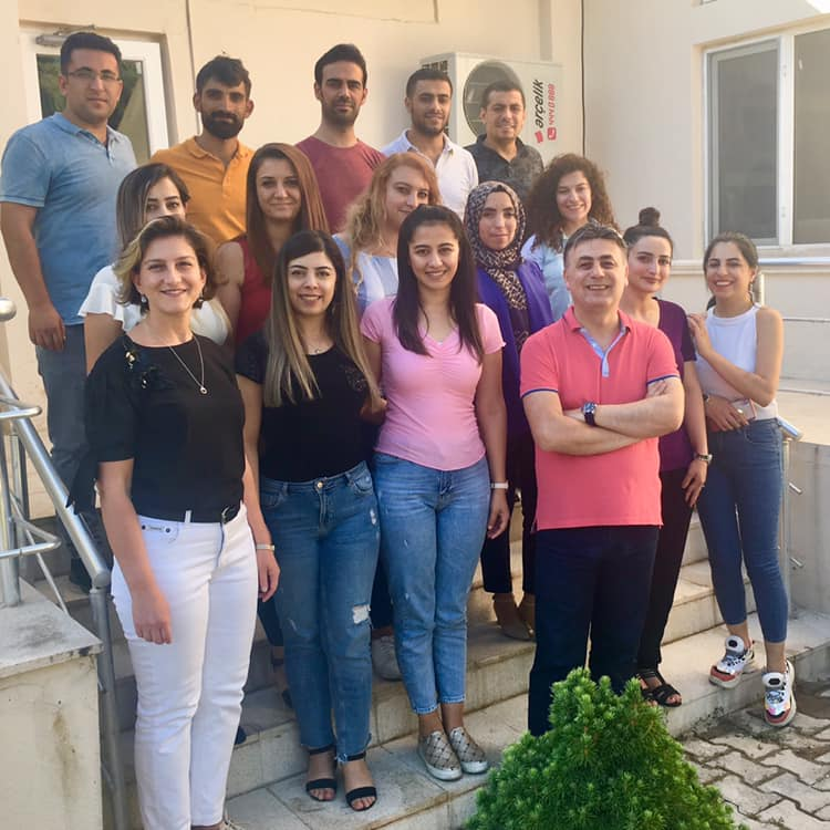 Eti Krom 5. grup eğitimi